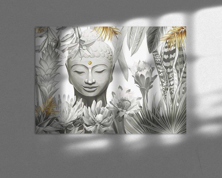 Sfeerimpressie: Boeddha van Nettsch .