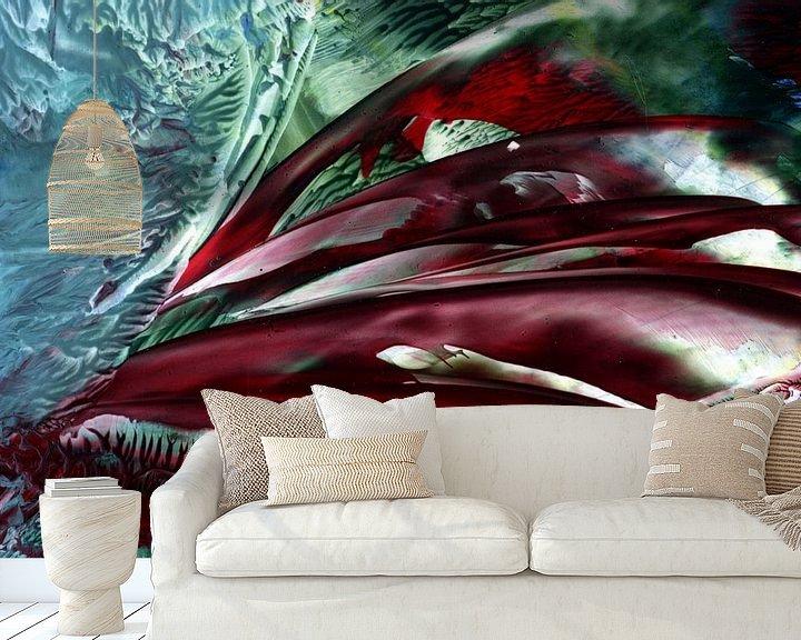 Beispiel fototapete: Achtsame Farben 23 von Terra- Creative