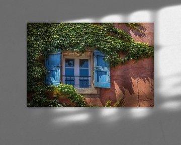 Fenêtre sur le vin en Provence sur Christian Müringer