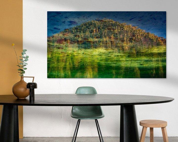 Sfeerimpressie: Mountain van Sylvia Duits-Hofland