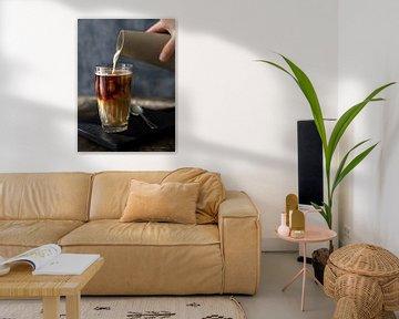 Have a nice cup of coffee van Isa Dolk