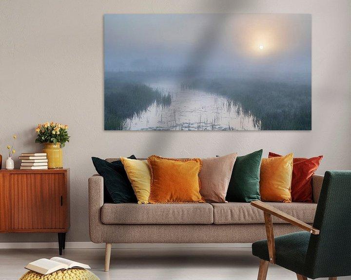 Sfeerimpressie: Mystiek landschap van Willemke de Bruin
