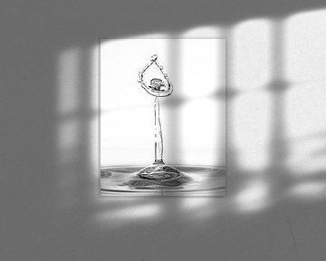 Wassertropfen #6 von Marije Rademaker
