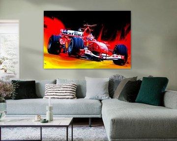Michael Schumacher - The Living Legend von Jean-Louis Glineur alias DeVerviers