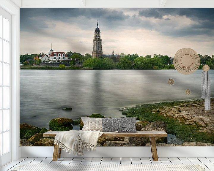 Impression: Paysage urbain de Rhenen sur Mark Bolijn