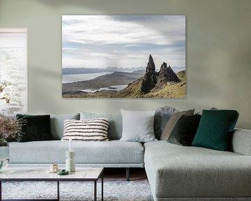 Isle of Skye in Schotland van Niels Eric Fotografie