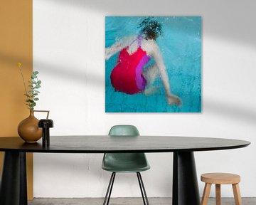 Diving in van Diane Cruysberghs