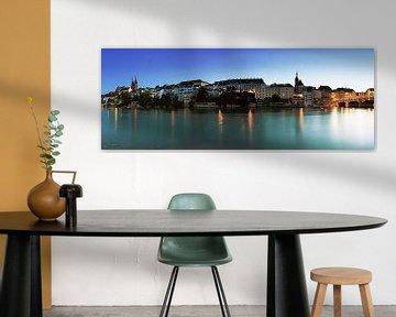 Basel Skyline von Frank Herrmann