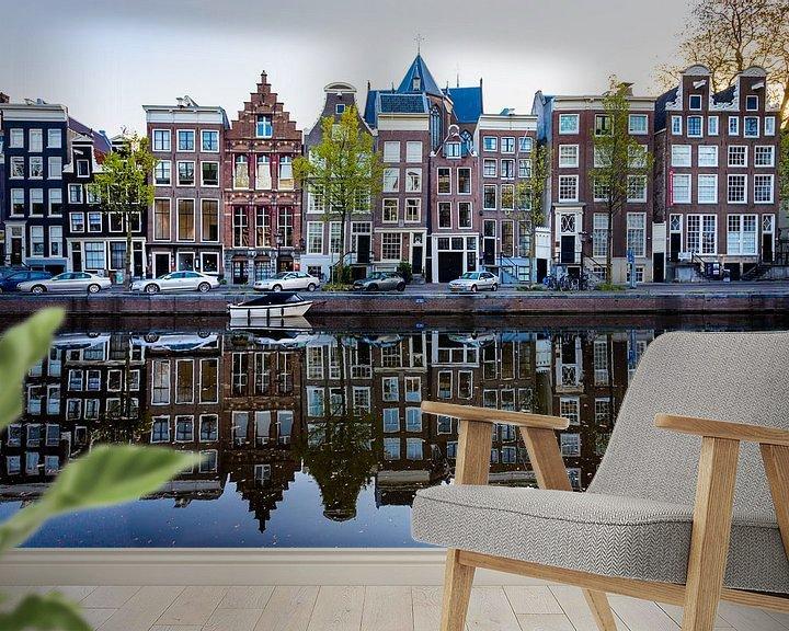 Beispiel fototapete: Amsterdam von Vladimir Kozich