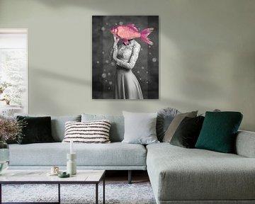 There's Something Fishy von Marja van den Hurk