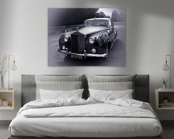 Auf dem Rolls... (Rolls Royce) von Caroline Lichthart