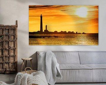 """Leuchtturm """"Phare de l'Île Vierge"""""""