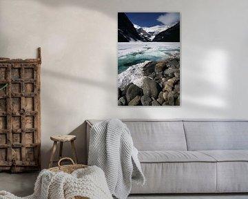 Lake Louise van Wim Frank