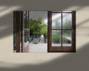 Abstrakt - Geöffnet von von Veerle Van den Langenbergh