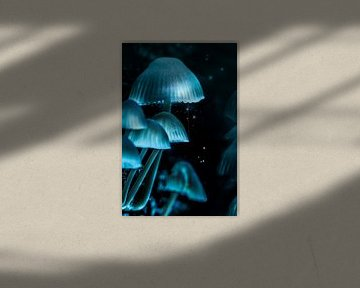Phantasie-Wald von FotoSynthese