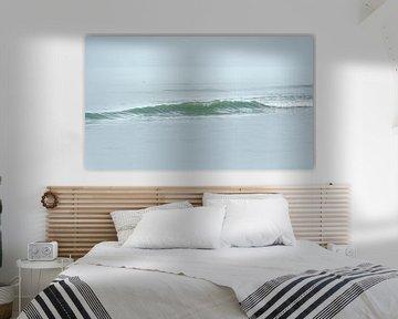 1025 Gentle wave