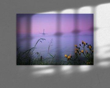 Misty Morning Lienden II von Sander Peters Fotografie