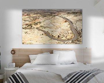 The All American Road #USA, Escalante(Head Of The Rocks Overlook) van Jeroen Somers