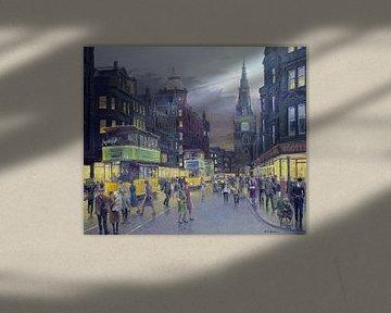 Glasgow von William Ireland