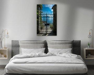 Das Tor zum Lago Maggiore von Samantha Giannattasio