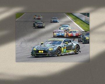 Aston Martin V8 Vantage GTE in Spa Francorchamps von Sjoerd van der Wal