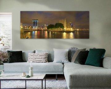 Leuvehaven Rotterdam van Peet de Rouw