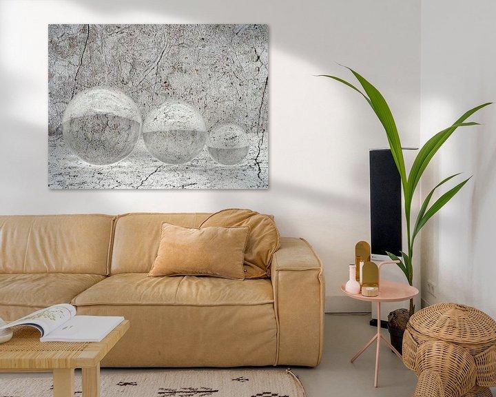 Beispiel: Glaskugeln von Andreas Müller