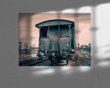 Lost train van Elsbeth Beltman