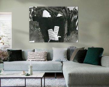 zwei Stühle 3 von Maartje Kaper