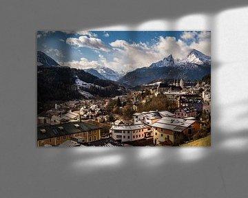 berchtesgaden van andreas dauer