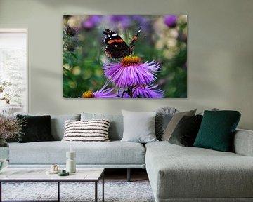 Schmetterling von Elsbeth Beltman