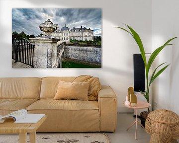 Chateau de Dampierre von Harrie Muis