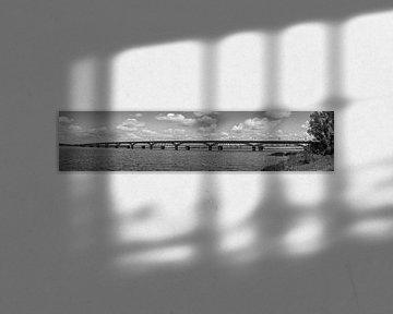 Sporen over het Hollands Diep (Moerdijk) van Arthur Scheltes