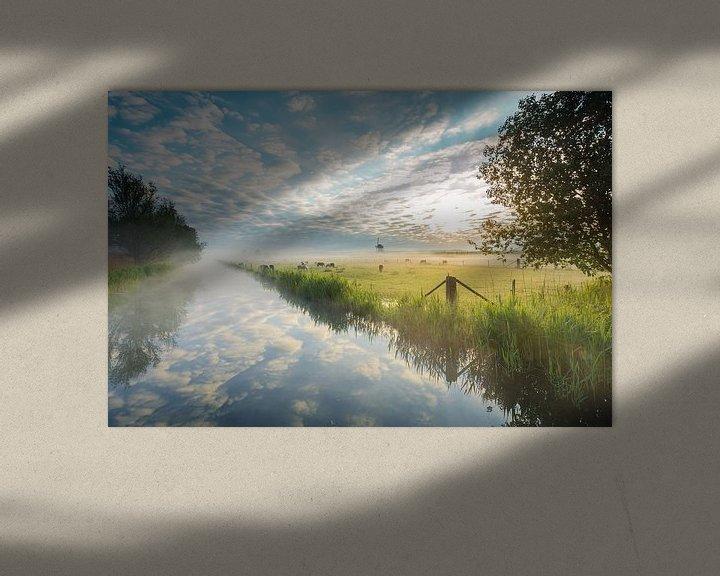 Sfeerimpressie: Beautiful morning again van Max ter Burg Fotografie