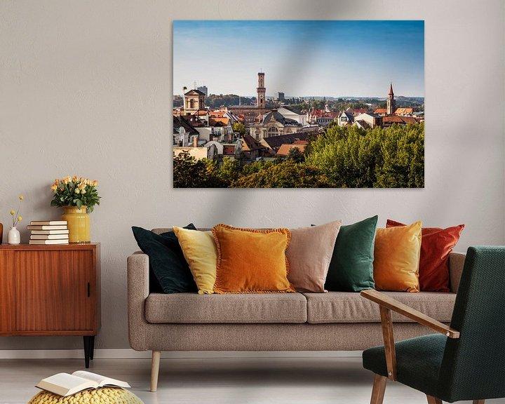 Impression: Fürth Skyline sur Faszination Fürth