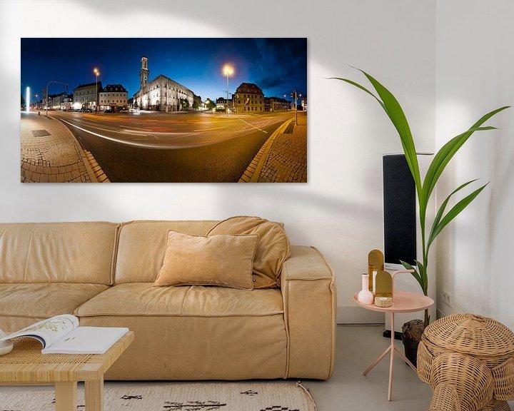 Beispiel: Fürth Panorama von Faszination Fürth