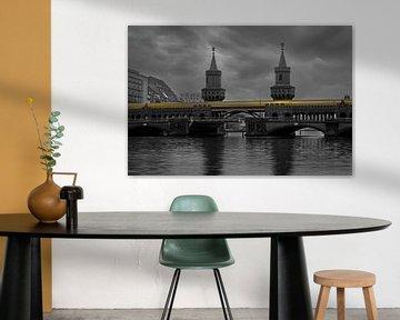 Oberbaumbrücke Berlin von Heiko Lehmann