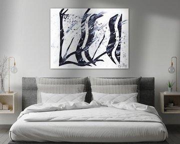 Seltsame Vögel von Marjanne van der Linden