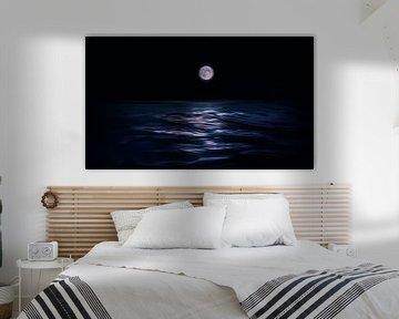 Night swimming van Adrien Hendrickx