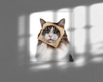 Reines Brot von Nynke van Holten