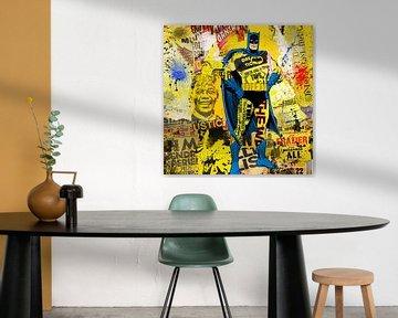 Batman sur Rene Ladenius Digital Art