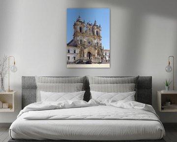 Klosterkirche in Alcobaça (Portugal) von Berthold Werner
