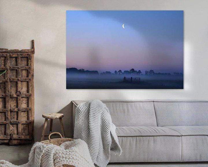 Sfeerimpressie: Maan van Johanna Varner