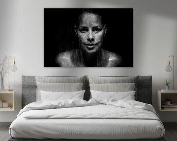Porträt -001 von Hans Vink