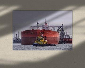 Port of Rotterdam von Peet de Rouw
