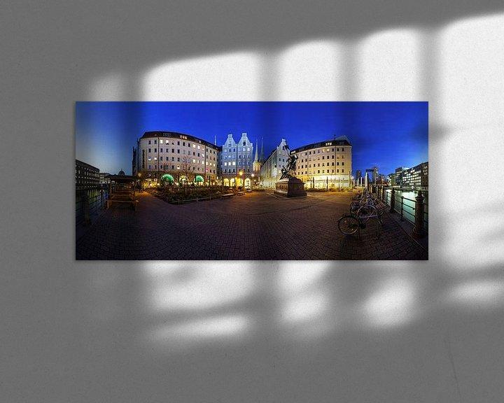 Impression: Le quartier Nikolai à Berlin sur Frank Herrmann