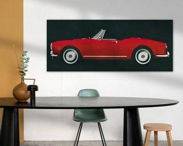 Alfa Romeo Giulietta 1300 Spyder 1955