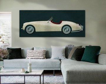 Jaguar XK-120 1954