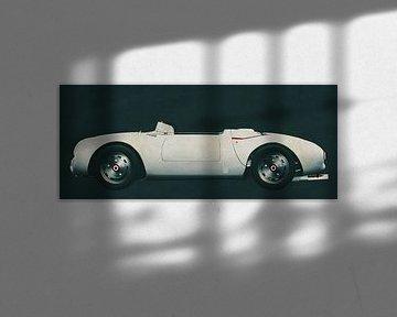 Porsche 550-A Spyder 1956 sur Jan Keteleer