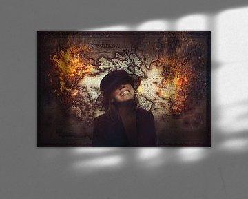 Watching the world burn van Elianne van Turennout
